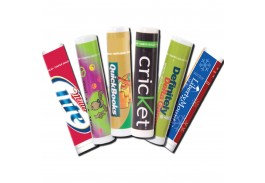 Ensure Effective Branding with Promotional Lip Balm Products