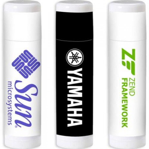 Promote Your Brand Name with Customized Lip Balms