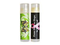 SPF 15 Premium Organic Custom Lip Balm - 11 Flavors