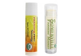 USDA Organic Beeswax Lip Balm