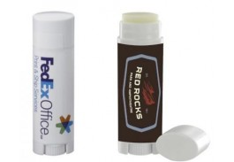SPF 15 Beeswax Lip Balm in Oval Tube - 29 Flavors