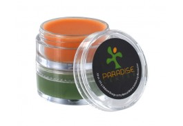 Natural Lip Balm in Double Stack Jar