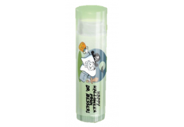 Glow in the Dark Natural Beeswax Lip Balm