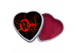 Lip Moisturizer Heart Shaped Tin