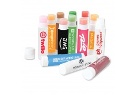 SPF 15 ColorStik Lip Balm - One Color Imprint - 14 Flavors
