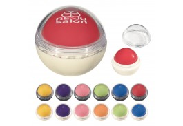 Lip Moisturizer Ball with Colored Balm