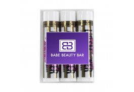 All Natural Beeswax Lip Balm 3 Pack